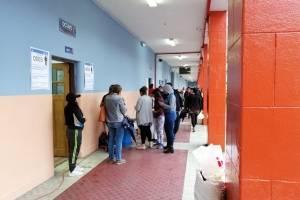 Elecciones 2019: Lo que pasó con las personas que llegaron atrasadas a las urnas