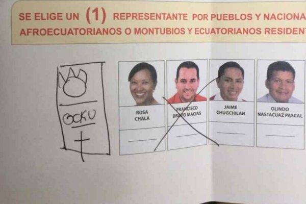 Elecciones 2019: Gokú, Shrek y Don Alfonso marcaron las tendencias en las elecciones