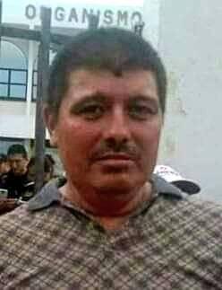 Willy René de Paz buscaba ser alcalde de Poptún, en Petén, con el MLP. Foto: Cortesía