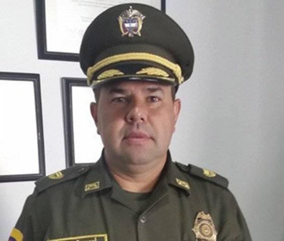 Coronel Yesid Peña