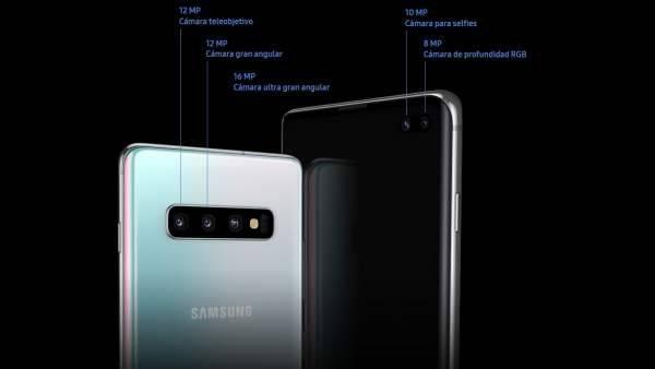 Samsung señala que el Galaxy S10 5G puede descargar a 1Gbps de velocidad