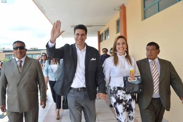 Elecciones 2019: Pedro Palacios alcanza el 28.05% de votos para la Alcaldía de Cuenca