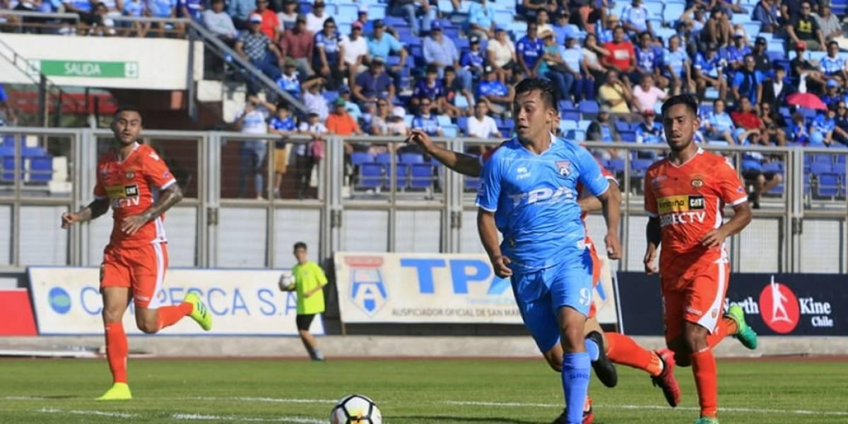"""La furia de Víctor Rivero tras eliminación de Cobreloa: """"No nos puede ganar un equipo conch... de Tercera"""""""