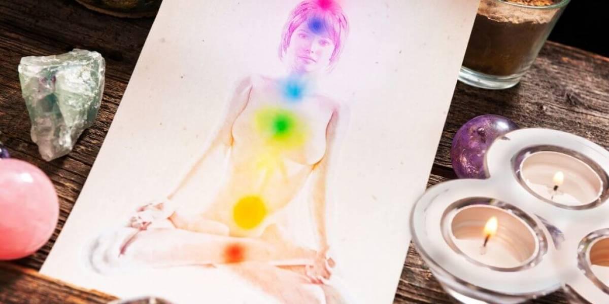 As cores dos chakras e o equilíbrio com a Cromoterapia