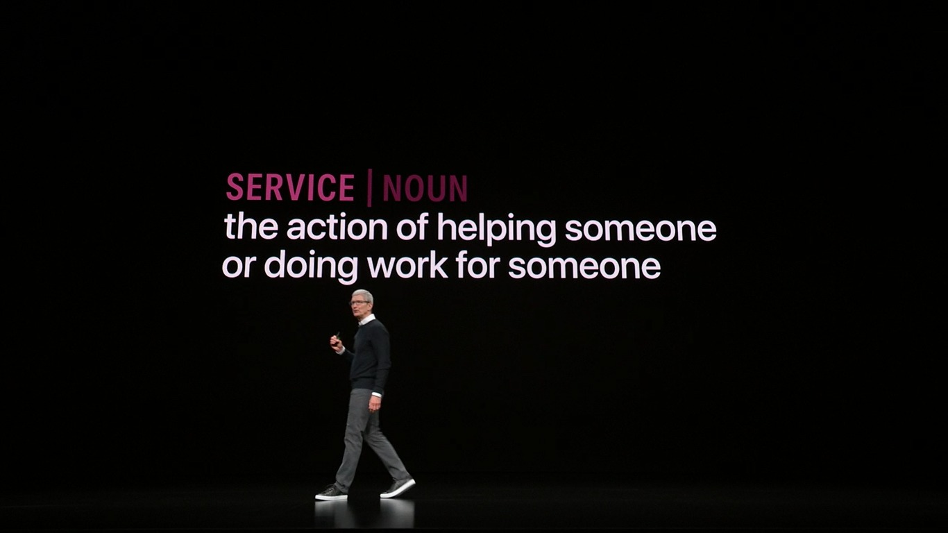 Apple Servicio