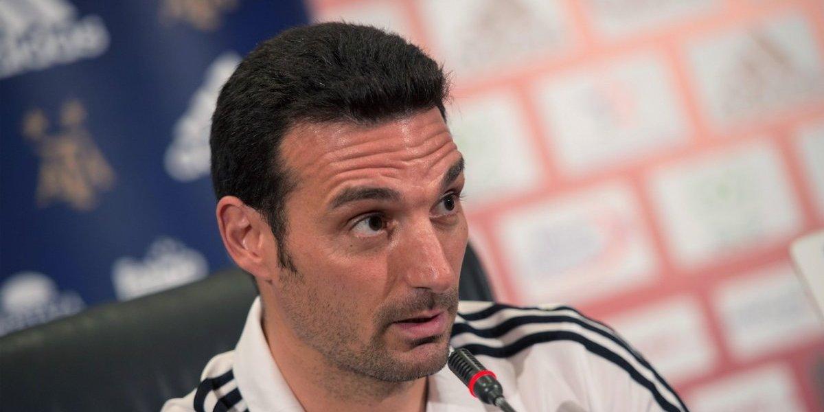 Entrenador de Argentina entregó noticia que debe preocupar a Colombia