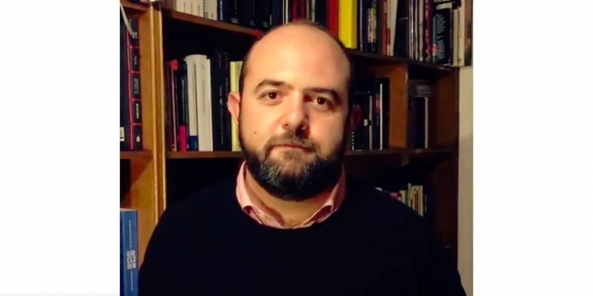 Santiago Rivas regresa a la televisión con 'Puntos capitales'