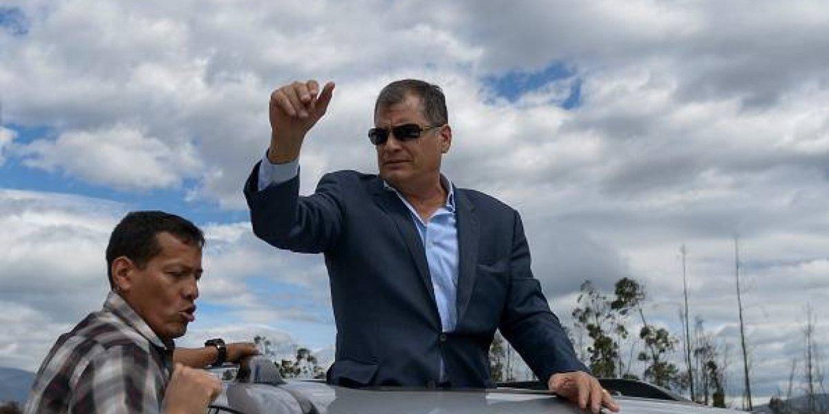 Rafael Correa indicó cuáles son los verdaderos perdedores de las elecciones 2019