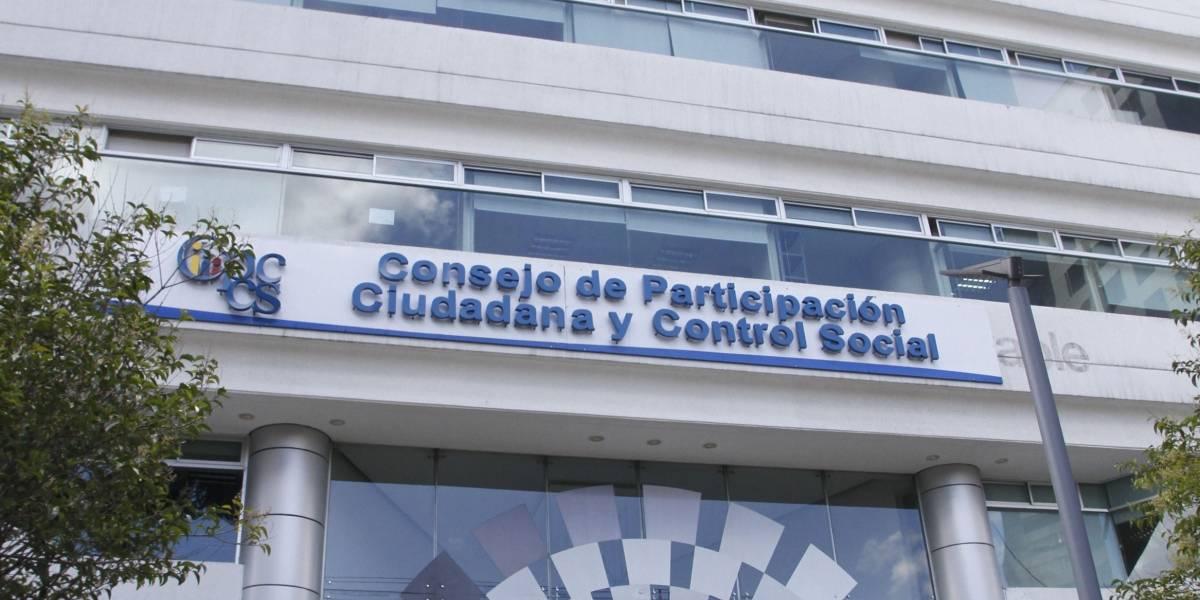¿Cómo van los resultados para los representantes del CPCCS?