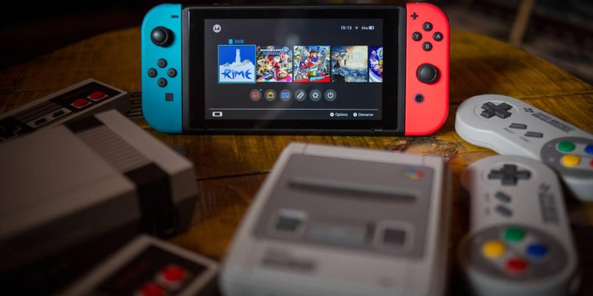 Se espera que para la feria E3 se presenten más de 20 juegos nuevos para la Nintendo Switch
