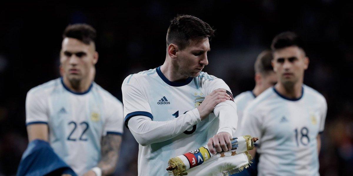 Argentina trabaja con todo: Scaloni confirmó a Messi para la Copa América y aseguró que tiene casi lista la nómina