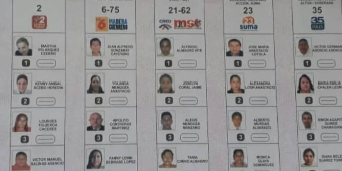 Ocho partidos políticos podrían ser eliminados del CNE