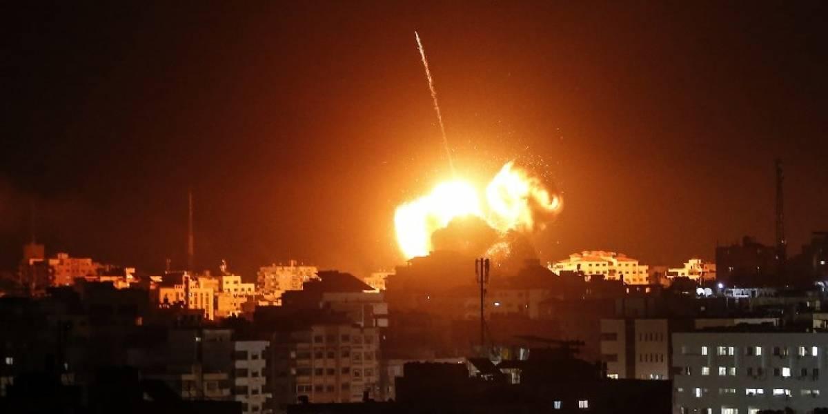Hamas anuncia alto el fuego con Israel tras nueva escalada