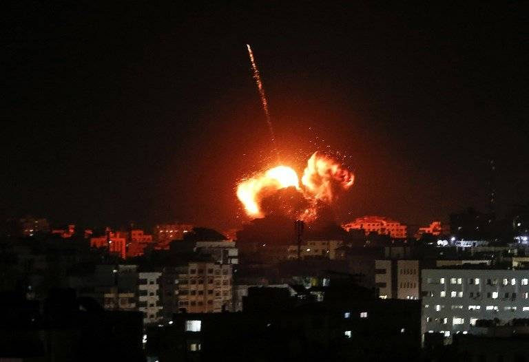 Conflicto en la Franja de Gaza