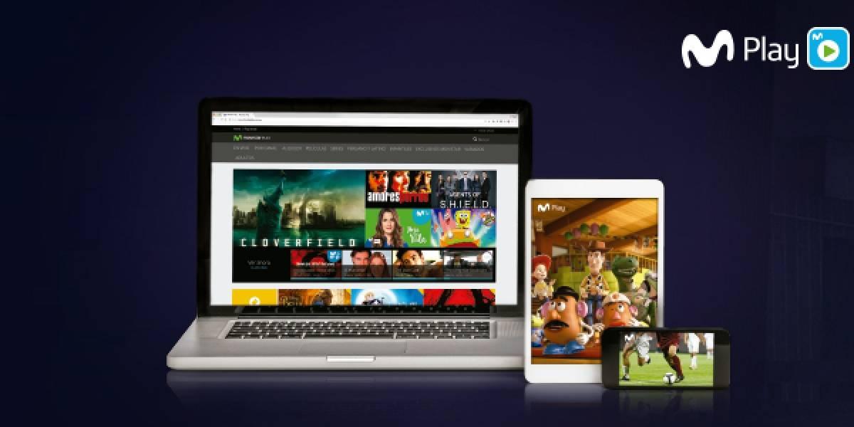 movistar play en dispositivos compatibles