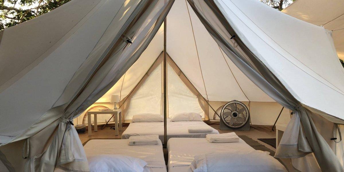 Pitahaya Glamping: una experiencia única de acampar cómodamente
