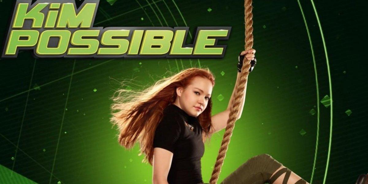 Ella es Kim Possible en el nuevo 'live-action' de Disney