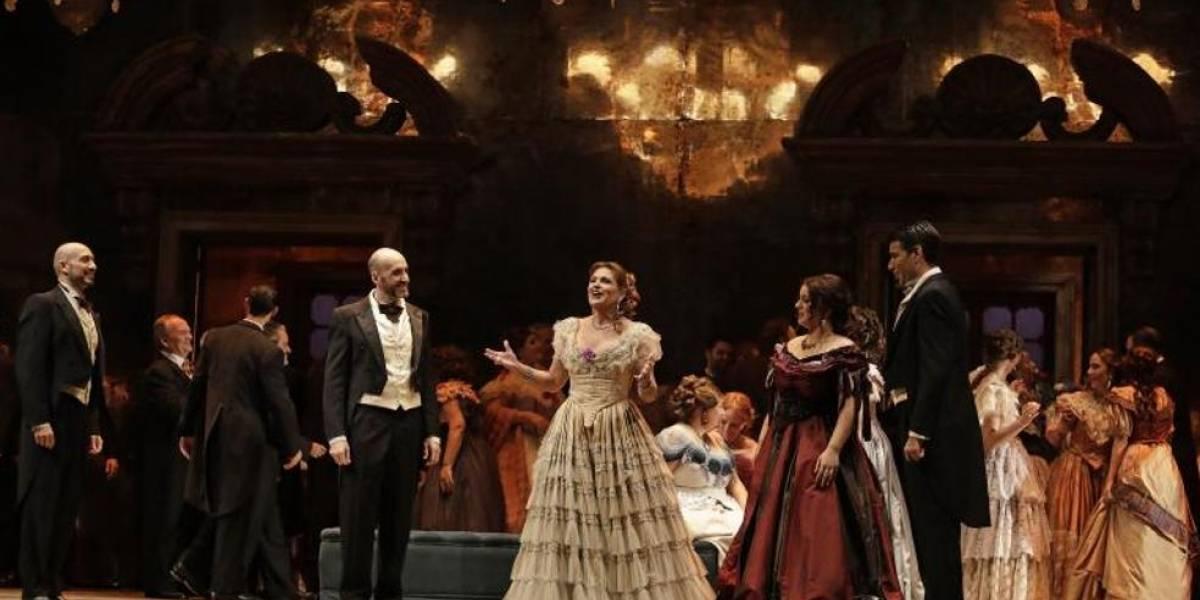 """""""La Traviata"""", la aclamada ópera que será puesta en escena en Guatemala"""