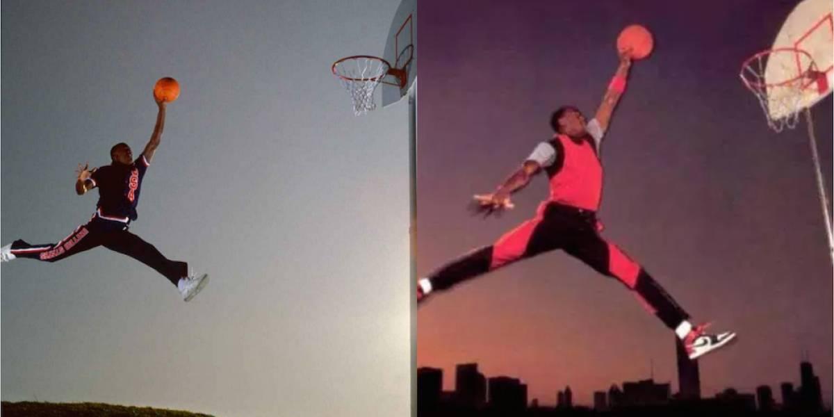 Corte no intervendrá en demanda de fotógrafo a Nike por imagen de Jordan
