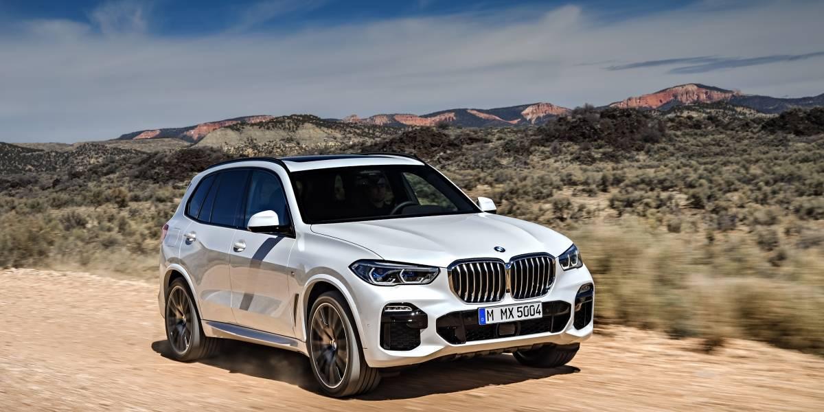 La cuarta generación del BMW X5 llega potenciando sus virtudes