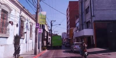 Municipalidad de Guatemala pide al partido Todos retirar afiches del Centro Histórico
