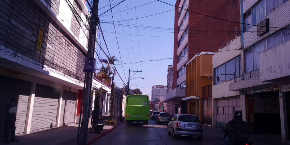 Piden retirar propaganda política de área prohibida en Centro Histórico