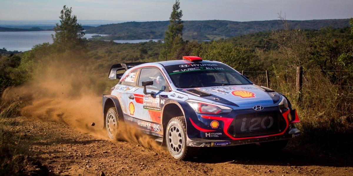 Hyundai llegará al WRC de Concepción con Loeb a la cabeza
