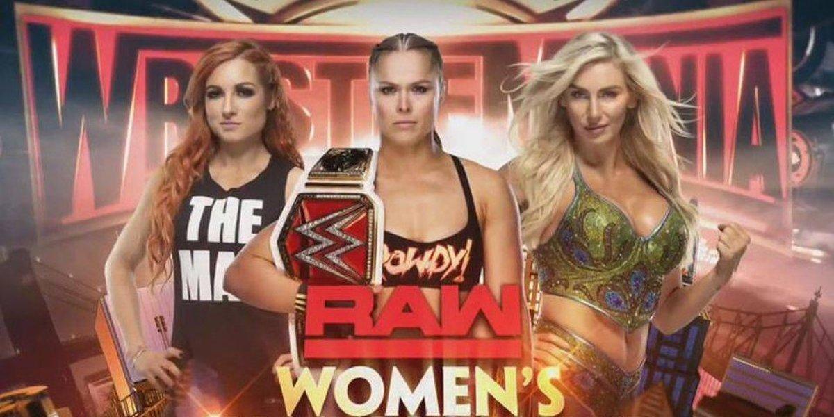 ¿Debe un combate femenil estelarizar Wrestlemania?