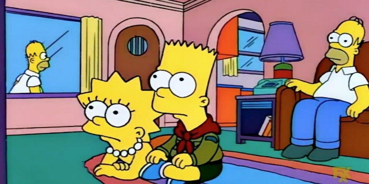 Los Simpson predijeron el capítulo 5 de la última temporada de Game of Thrones