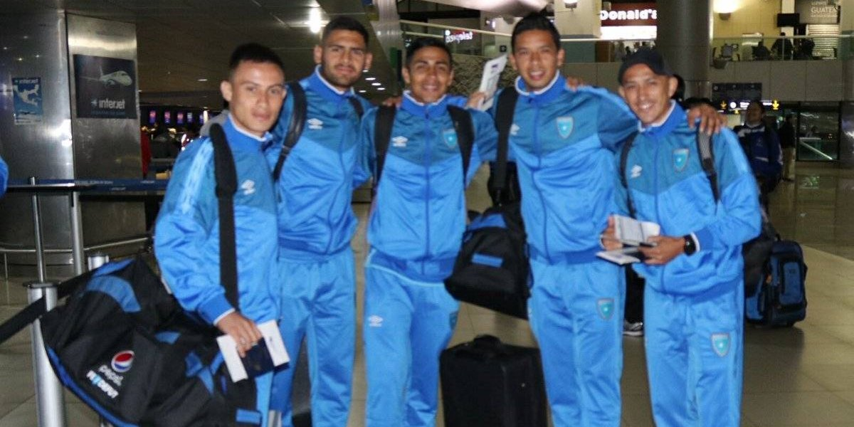 Selección Nacional viaja a Nicaragua con las maletas llenas de ilusiones