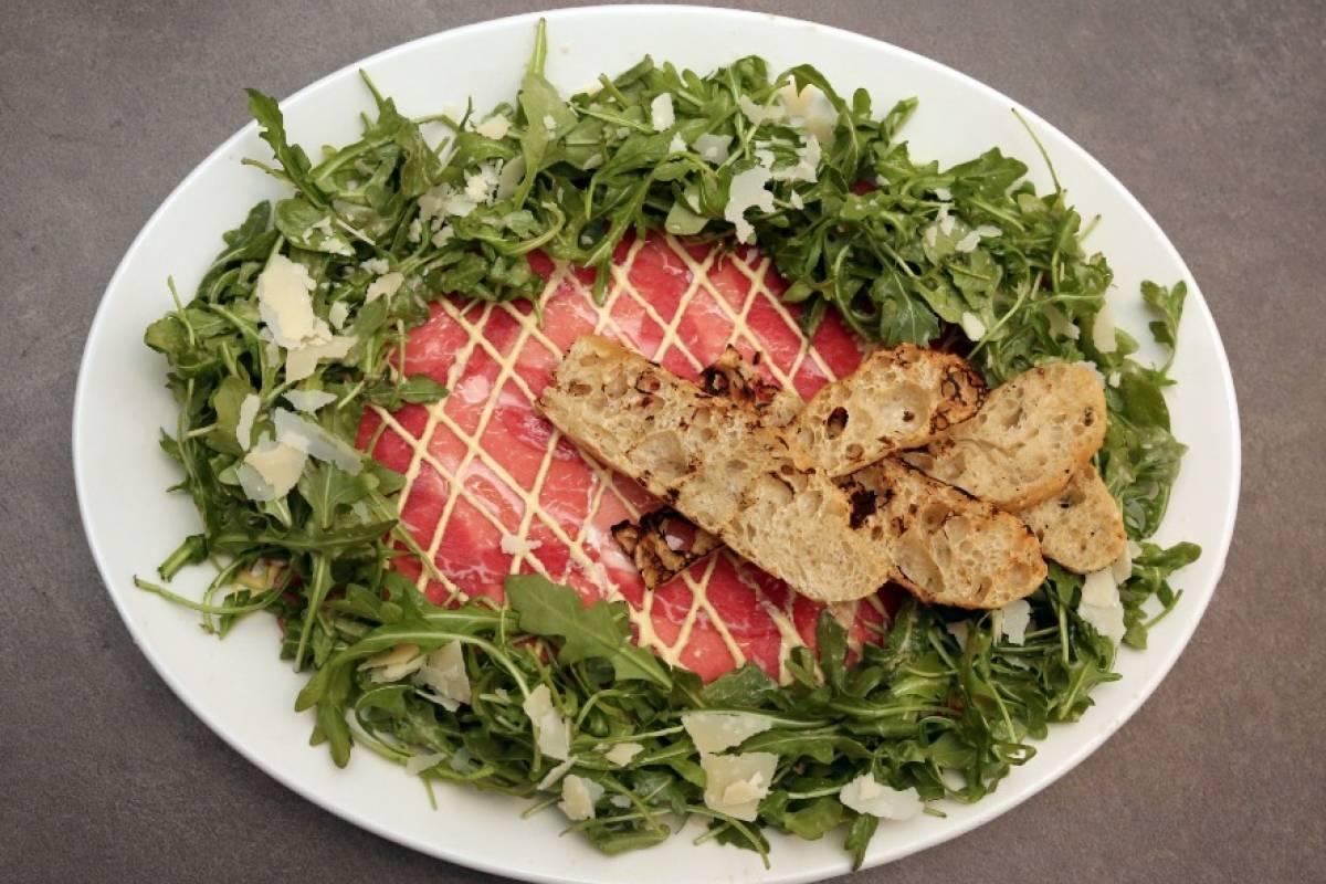Carpaccio de Filet Mignon