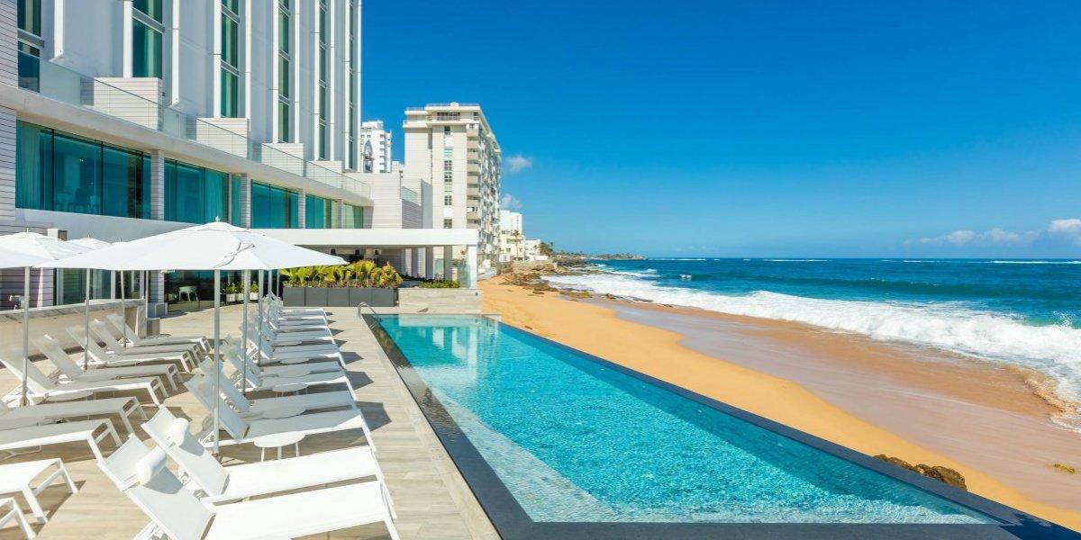 Serafina Beach Hotel: Un festín para los sentidos