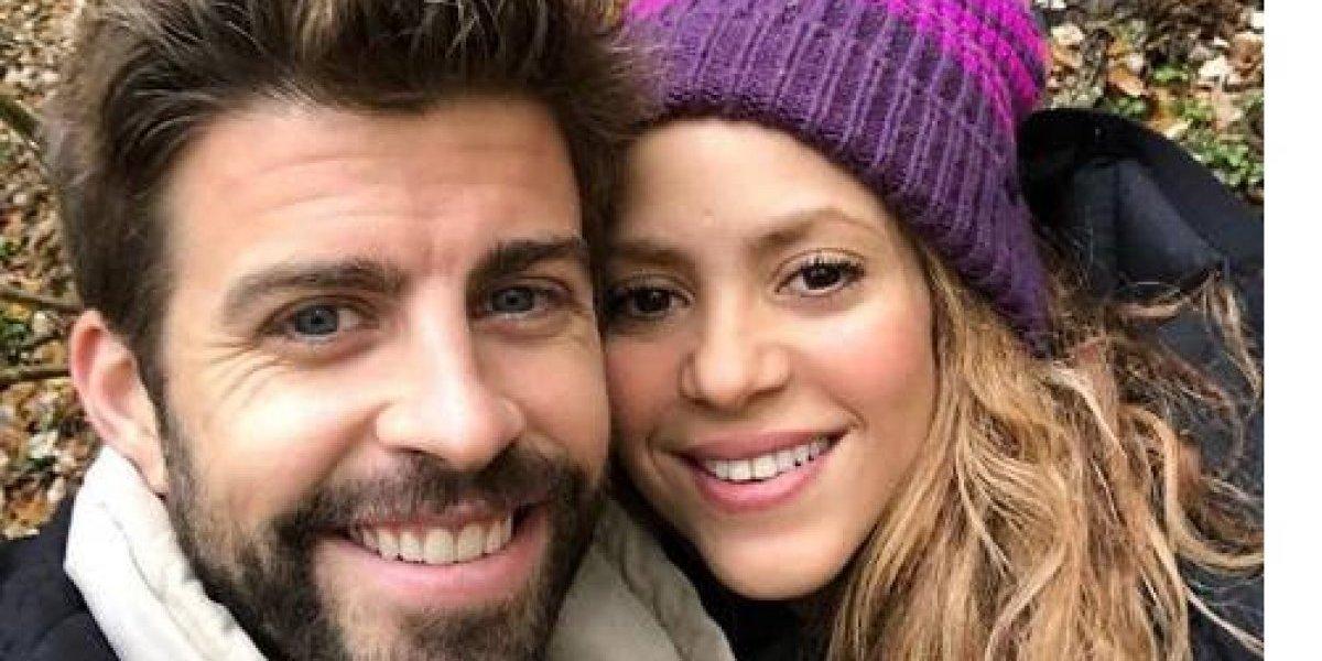El 'perreo' de Shakira y Pique que salió a la luz