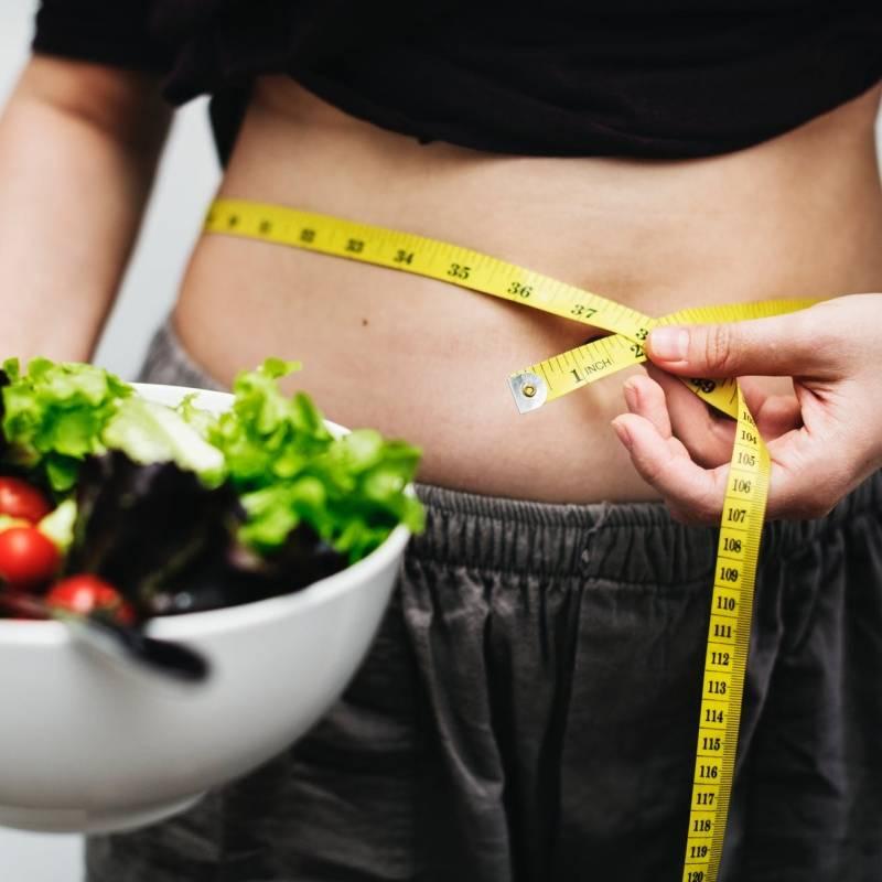 perdida de peso regula ciclos menstrualese