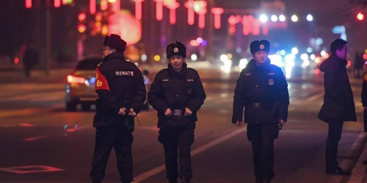 Un hombre asesina a balazos a cinco personas en China