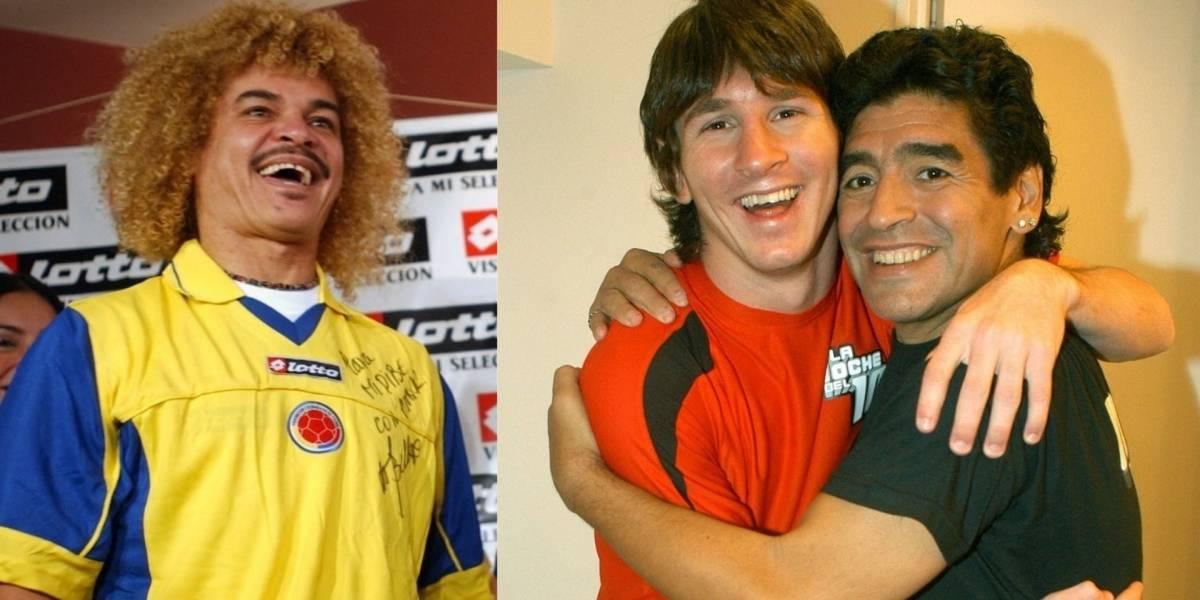 Maradona coloca al