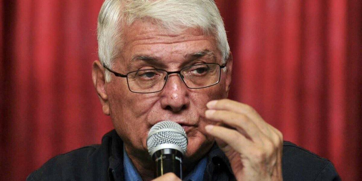 Fallece Virgilio Caballero, diputado de Morena en la CDMX