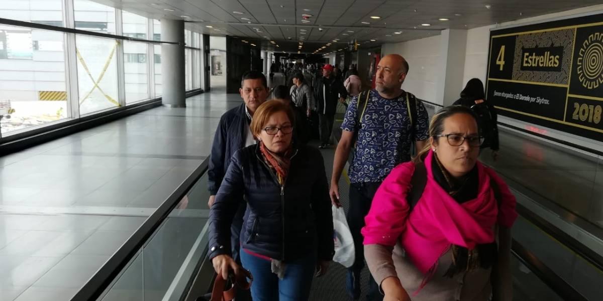 Detienen en El Dorado a militar venezolano con 25 pasaportes y millones de pesos