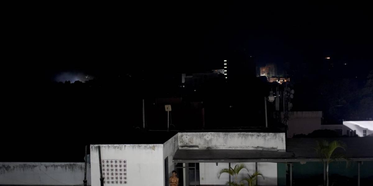 Nuevo apagón detiene a Venezuela: se temen saqueos en las principales ciudades