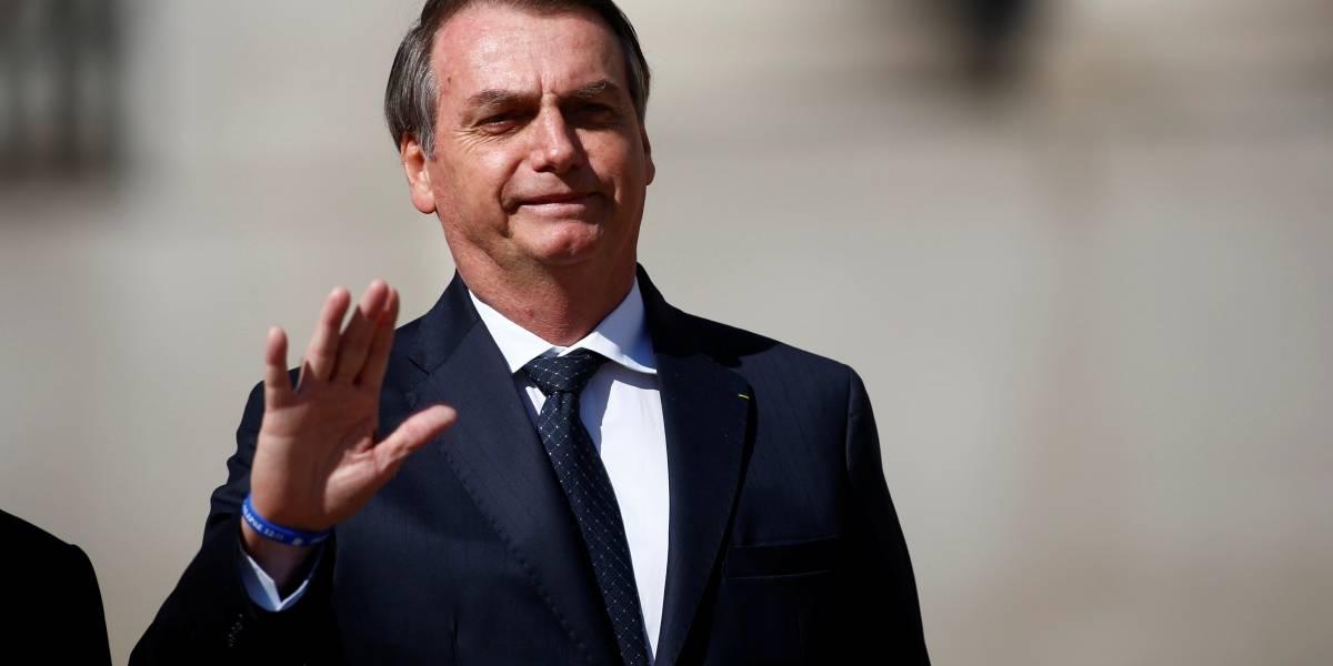 No Twitter, Bolsonaro parabeniza primeiro-ministro da Austrália por reeleição