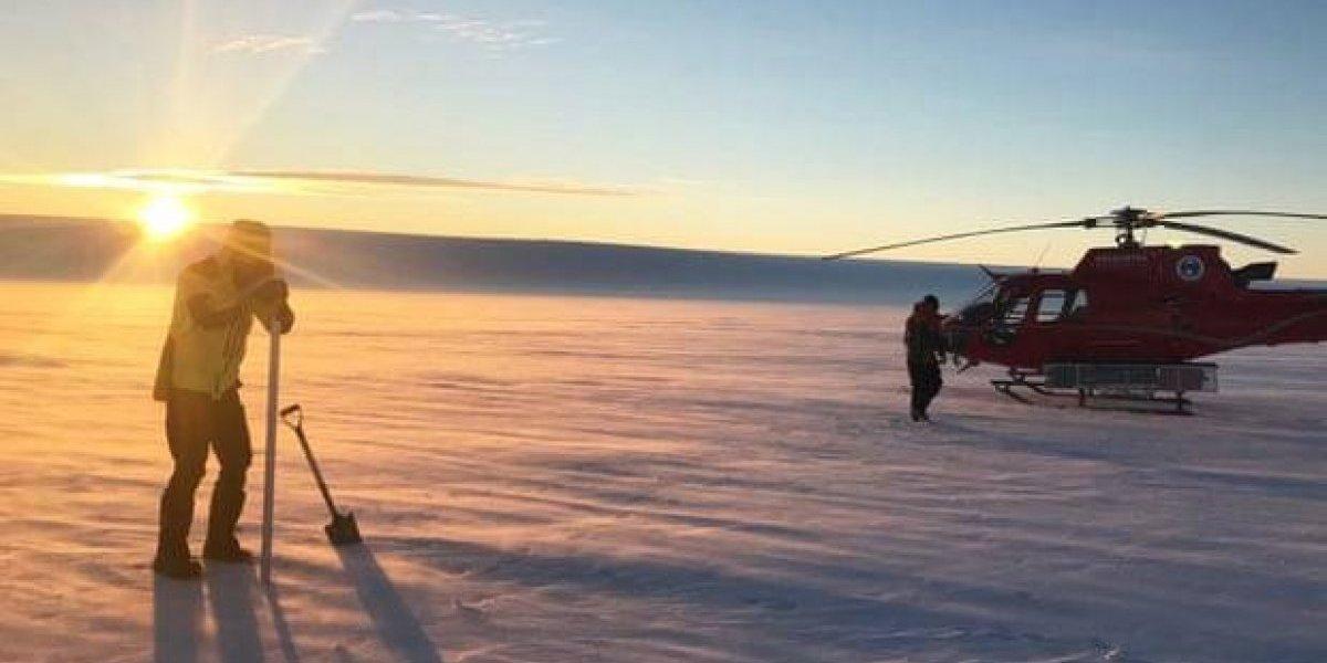 Por qué científicos pusieron bombas bajo el hielo Antártico y cuál fue el importante hallazgo que realizaron