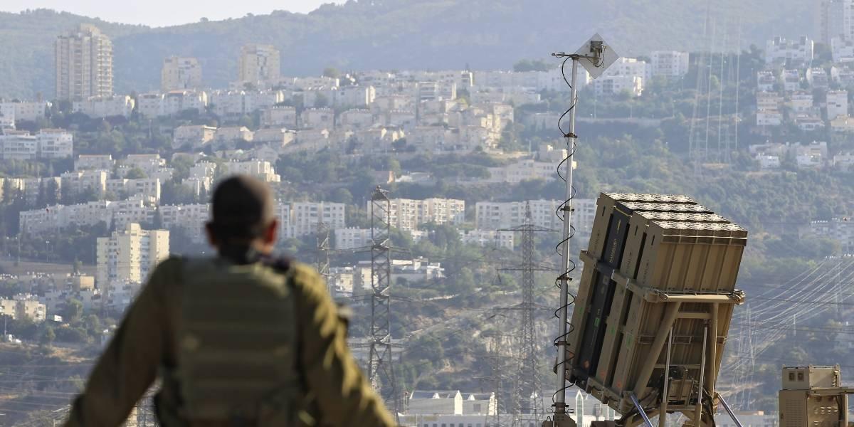 """La monstruosa """"Cúpula de Hierro"""": así es el potente sistema antimisiles de Israel"""