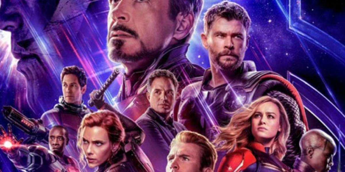 Cuatro momentos en los que puedes ir al baño mientras está 'Avengers: Endgame':