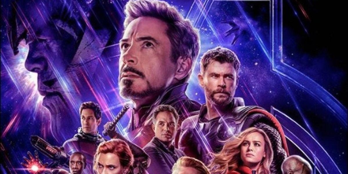 """¡Es oficial! Esto es lo que durará """"Avengers: Endgame"""""""