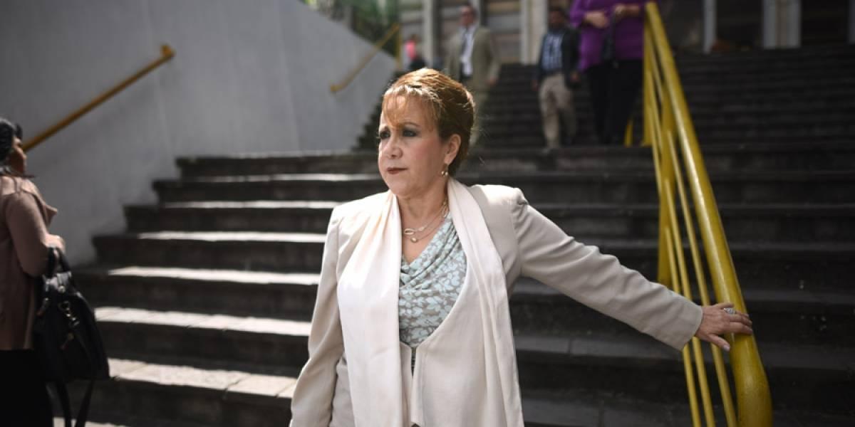 Consejo de la Carrera Judicial sugiere destituir del cargo a Blanca Stalling