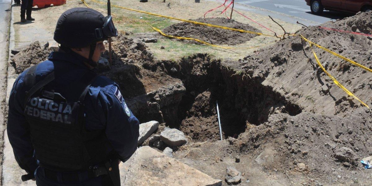"""Toma clandestina en Tuxpan-Azcapotzalco era """"como una alberca"""": AMLO"""