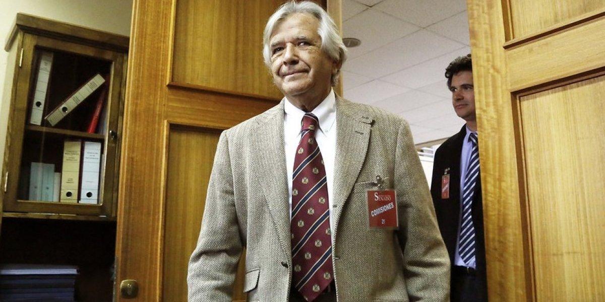 EEUU solicitó detención con fines de extradición del empresario Carlos Cardoen