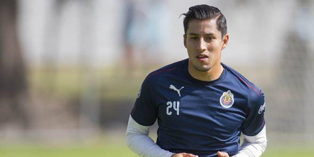 Chivas pierde a Carlos Cisneros por lo que resta del Clausura 2019