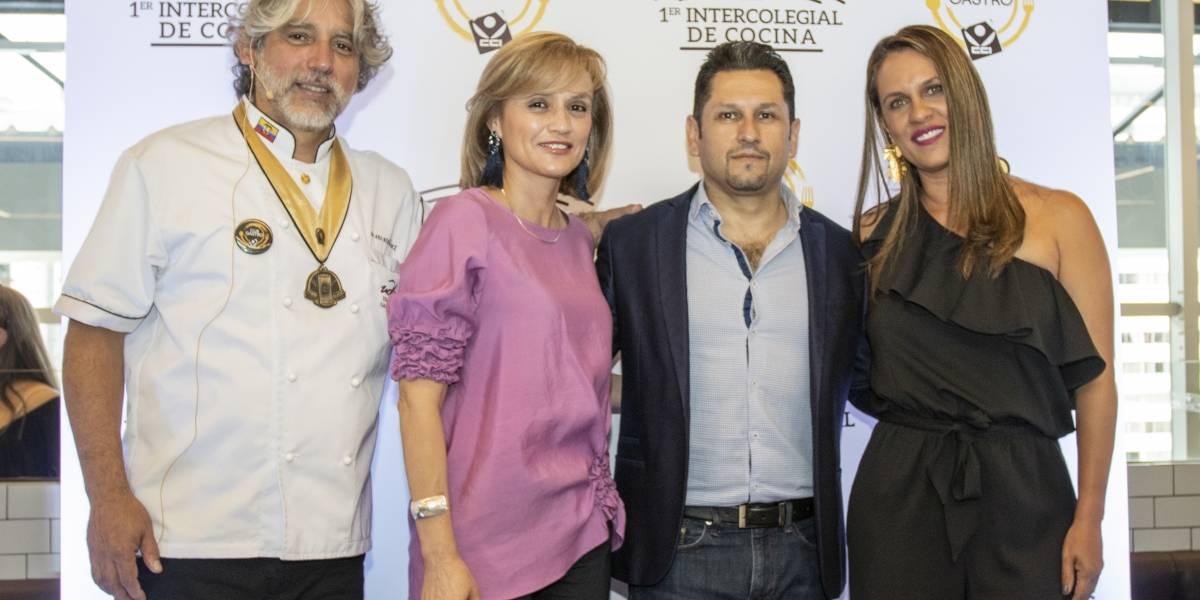 Doce colegios participarán en el primer intercolegial Club Gastro CCI