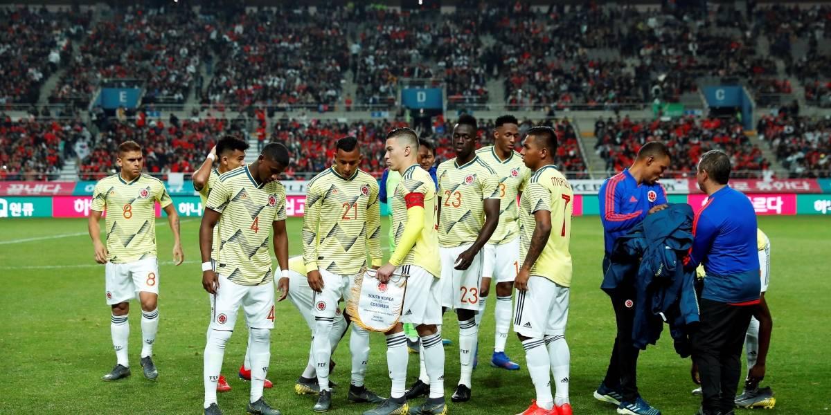 ¡La gloria de 'Lucho'! Díaz puso el empate en Seúl, pero luego nos anotaron